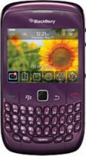BlackBerry 8520 Curve Gemini Gsm Un-locked (PURPLE)