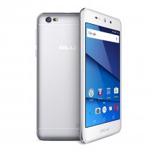 "Blu Grand XL LTE 5.5"" - Dual-SIM - 16 GB - Unlocked - GSM - Silv"