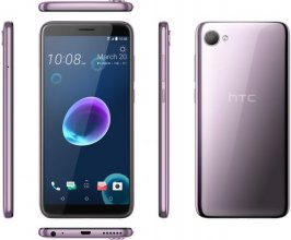 HTC Desire 12 - 32 GB - Warm Silver - Unlocked - GSM