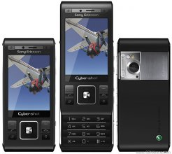 Sony Ericsson C905 C905i 3G 8mp Phone (BLACK ) Un-locked