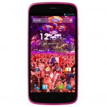Blu Life Play L100i - Pink Unlocked GSM Cell Phone