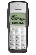 Nokia 1100 Phone, Black