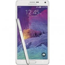 Samsung Galaxy Note 4 - 32 GB - Frost White - AT&T - GSM
