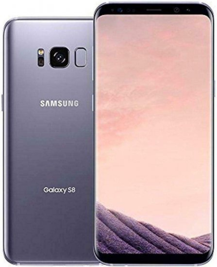 Certified refurbished Samsung Galaxy S8 G950W 64GB Unlocked GSM - Click Image to Close