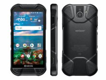 Kyocera DuraForce Pro 2 with Sapphire Shield 64 GB in black