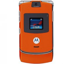 Motorola V3 Gsm Un-locked ORANGE