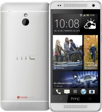 Htc One Mini Smartphone, Silver, 16 GB