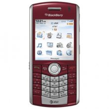 RIM Blackberry Pearl 8110 Un-locked GSM GPS PHONE (RED)