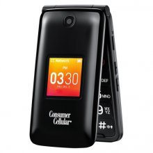 Alcatel Go Flip 4044W Camera Flip Phone T-Mobile GSM 4G LTE WiFi
