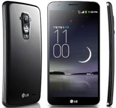 LG - G Flex Cell Phone - Silver (Sprint)