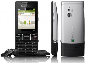 Sony Ericsson ELM j102i GSM Un-locked No Contract Cell Phone