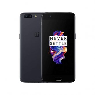 OnePlus 5 - 64 GB - Slate Gray - Unlocked - GSM - China Import