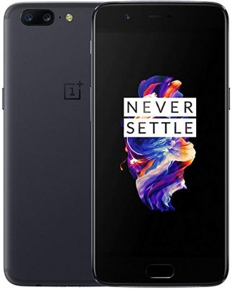 OnePlus 5 A5000 128GB Unlocked GSM LTE Dual-SIM 20MP Phone - Mid