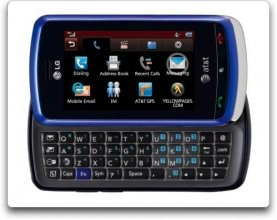 LG Xenon GR500 No Contract Cellular phone - AT&T - WCDMA (UMTS)