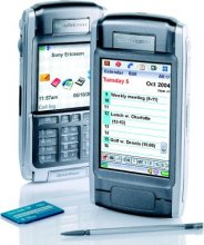 Sony Ericsson P910i No Contract Cell Phone GSM Un-locked