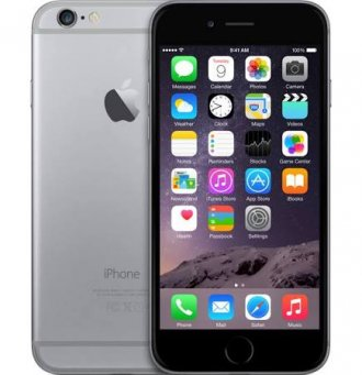 Apple iPhone 6 Plus - 16 GB - Space Gray - T-Mobile - GSM