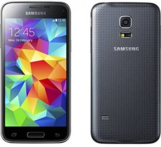 Samsung Galaxy S5 Mini 16GB Un-locked GSM Dual-SIM Cell Phone (B