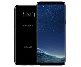 At&t Samsung Galaxy S8 64GB, Midnight Black