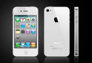 Apple Iphone 4 8GB (verizon Wireless) (white) A1349