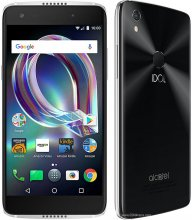 Alcatel Idol 5S Unlocked Smartphone, 32GB, Crystal Black, Cellul