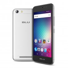 BLU Energy M - 8 GB - Silver - Unlocked - GSM
