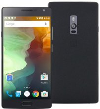 OnePlus 2 Unlocked Smartphone, 64GB Sandstone Black - Model A200