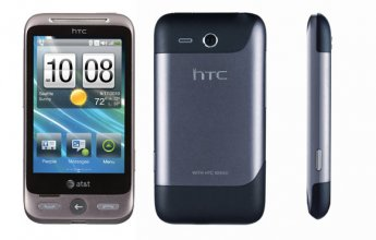 HTC Freestyle F5151 Gsm Un-locked TouchScreen Phone Brew OS Gray