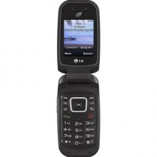 LG 441G Prepaid Flip Phone - Straight Talk