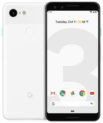 Google Pixel 3 - 64 GB - Clearly White - Unlocked