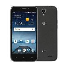 ZTE Maven Z812 Smartphone - 8 GB - Blue Gray - Unlocked