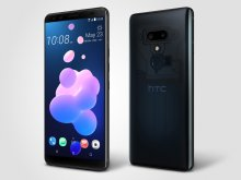 HTC U12+ Dual SIM 4G 64GB Black Hardware/Electronic
