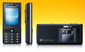 Sony Ericsson K810i Gsm Un-locked (Blue)