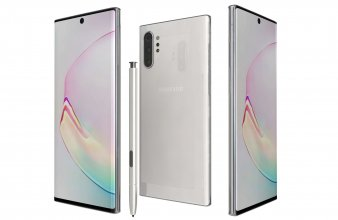 Samsung Galaxy Note10+ 256GB (T-Mobile), Aura White
