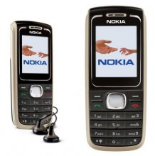 Nokia 1650 GSM Un-locked (Black)