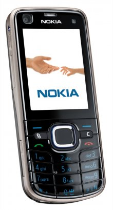Nokia 6220 Classic GSM Un-locked with 5 MP CAMERA