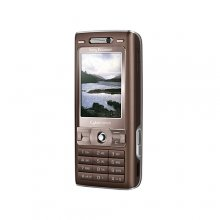 Sony Ericsson K800i Gsm Un-locked (Bronze)