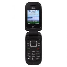 TracFone LG 440G (GSM Unlcoked) - Black