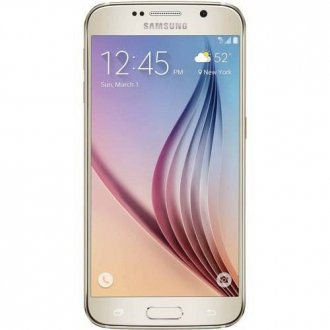Samsung Galaxy S6 - 32 GB - Gold Platinum - T-Mobile - GSM