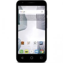 Alcatel DAWN - 8 GB - Black - Virgin Mobile - CDMA/GSM