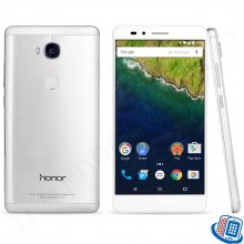 Huawei Honor 5X - 16 GB - Silver - Unlocked - GSM