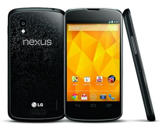 LG Nexus 4 E960 - Black GSM Un-locked