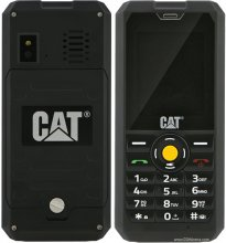 "Caterpillar Cat B30 Dual SIM Black IP67 2"" Waterproof Phone Fact"