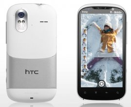 HTC Amaze 4G 8510 Gsm Un-locked Android Phone White