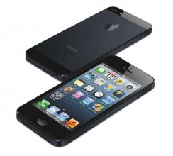 Apple Iphone 5 16GB Verizon/Gsm Un-locked (black) MD655LL/A