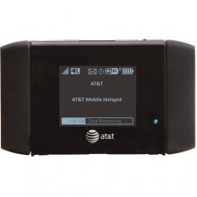AT&T Elevate 4G Mobile Hotspot - GSM/GPRS/EDGE/HSPA+/LTE - Wi-Fi