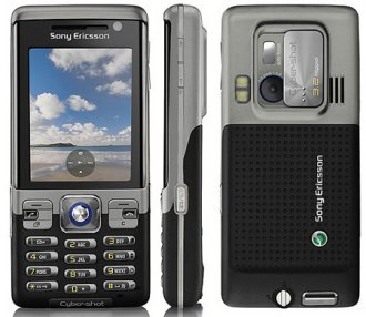 Sony Ericsson C702i C702 3.2MP GPS Un-locked GSM