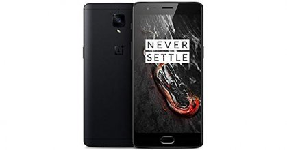 OnePlus 3T A3000 6GB/128GB Midnight Black - USA Version Special