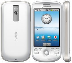 HTC My Touch T-Mobile 3G No Contract Cell Phone - White