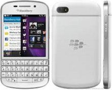 BlackBerry Q10 Smart Phone - White- Verizon Wireless - LTE