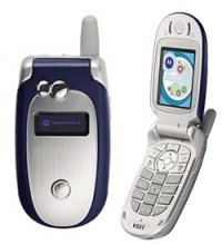 Motorola V555 Phone (Un-locked)